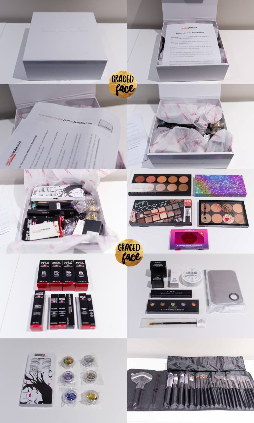 Online Makeup Academy First Impressions